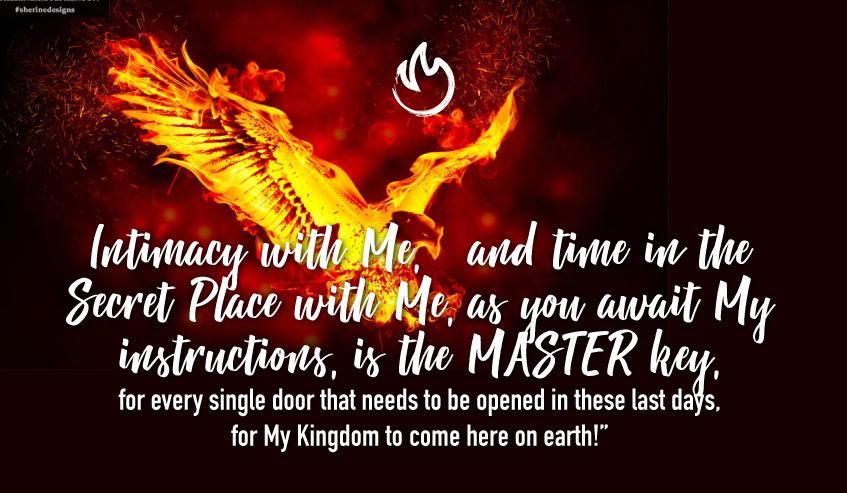 prophecy-burning-eagle-angie-van-greuning-Kingdom-power