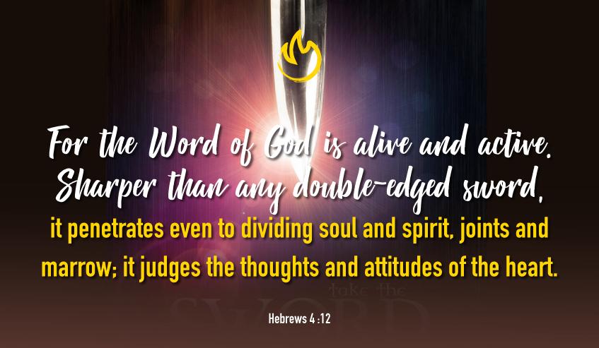 word-of-God-sword-hebrews-diaryofhope-spirit-testimony-depression