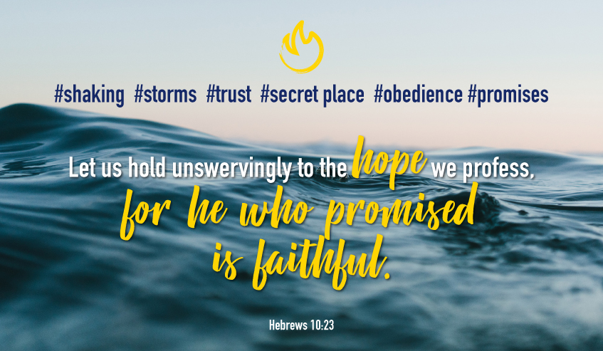 diary-of-hope-shaking-storms-secret-place-hebrews-promises